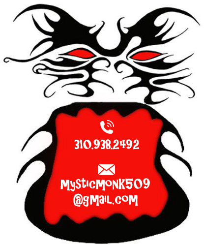 Mystic Monk Cartoons Contact