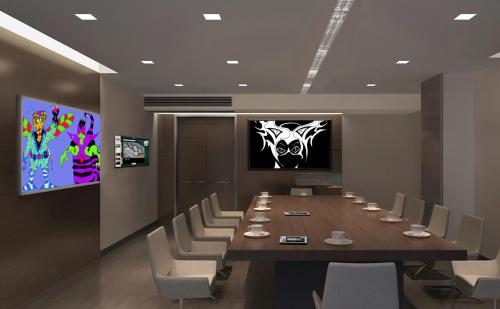 Mystic-Monk-Supers-Conference-Room-Art